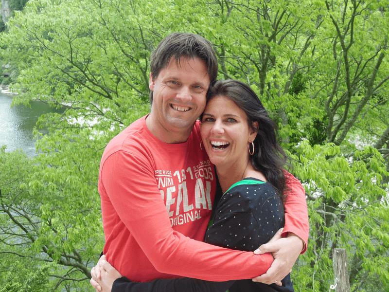 groepsspellen eigenaars Richard en Marjolein Schreurs