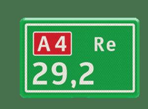 auto spelletje kilometers tellen