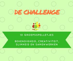 Challenge-groepsspellen