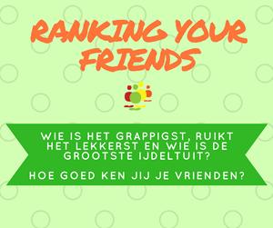 Ranking-your-friends-groepsspelen