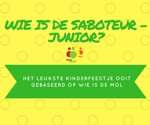 Wie is de Saboteur junior