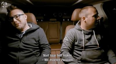 Pieter en Jasper