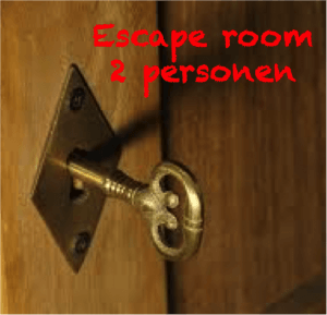 escape room 2 personen