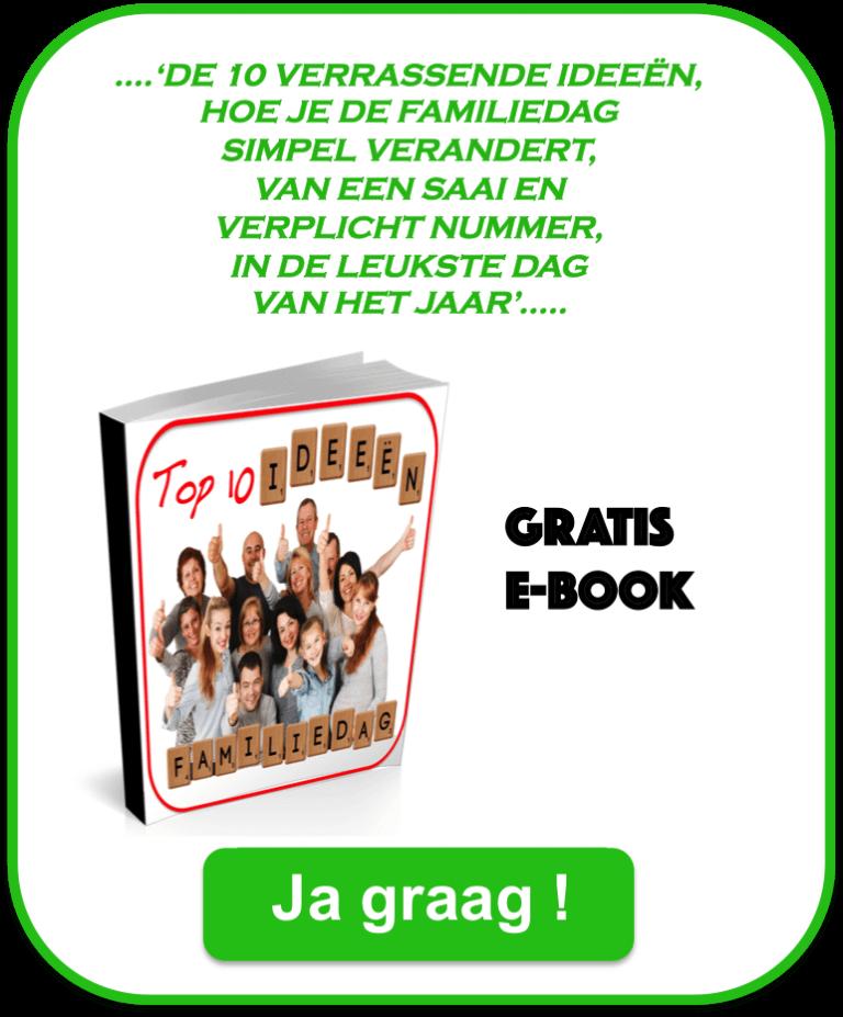 E-book 10 leukste familiedag ideeën