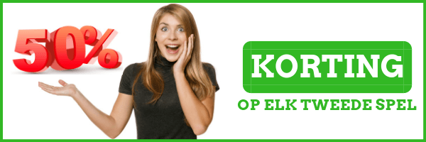 Korting Escape Room