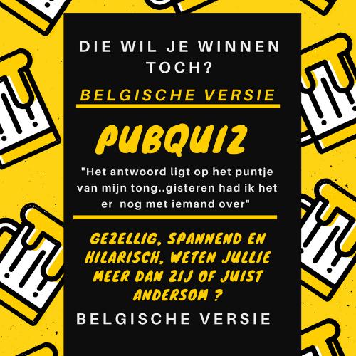 Belgische Pubquiz