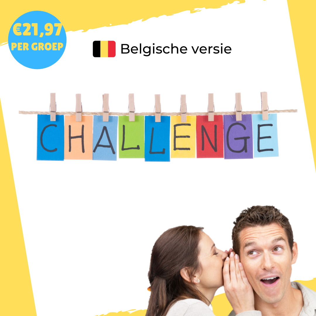 Challenge Belgische versie