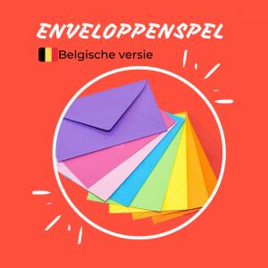Enveloppenspel Belgie