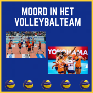 Moordspel volleybal