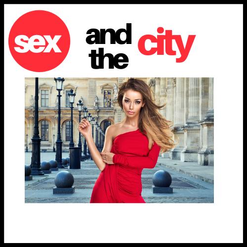 Moordspel sex and the city