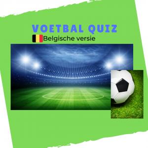 Voetbalquiz Belgie