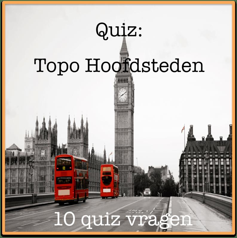quiz vragen hoofdsteden