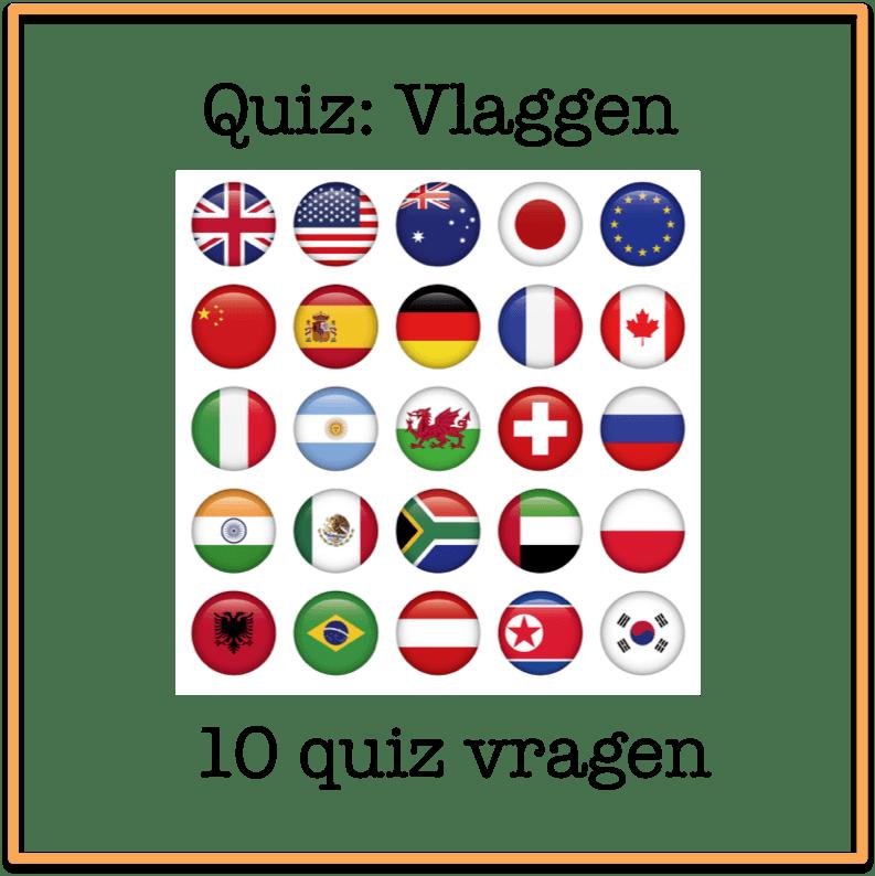 quiz vragen vlaggen