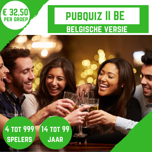 Belgische Pubquiz II