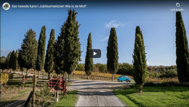 Locatie Wie is de Mol 2020 Toscane