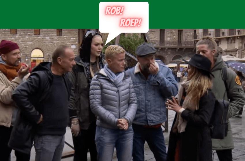 Wie is de Mol 2020 aflevering 4 Rob of roep!