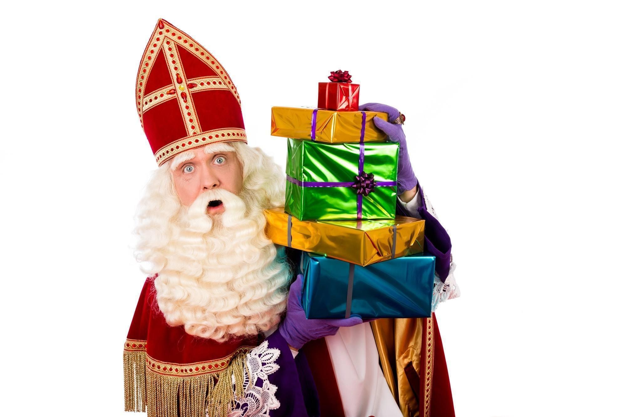 Sinterklaas kleding