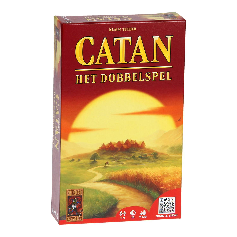 Spel voor 2 personen Kolonisten van Catan dobbelspel