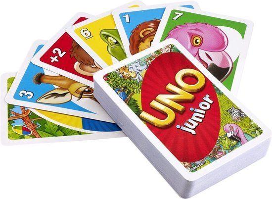 Spel voor 2 personen_Uno