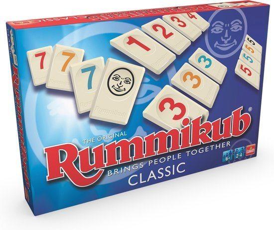 Spel voor 2_Rummikkub