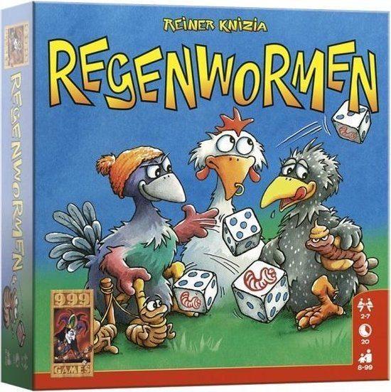 Spelletje voor twee_Regenwormen