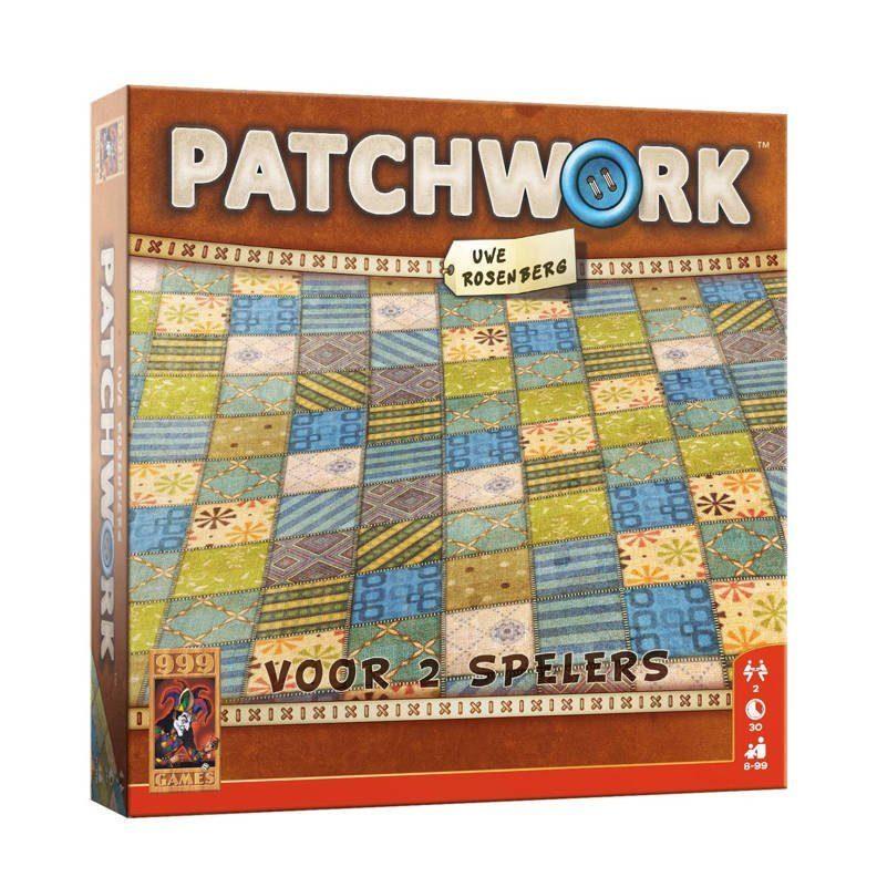Spelletjes voor 2 patchwork