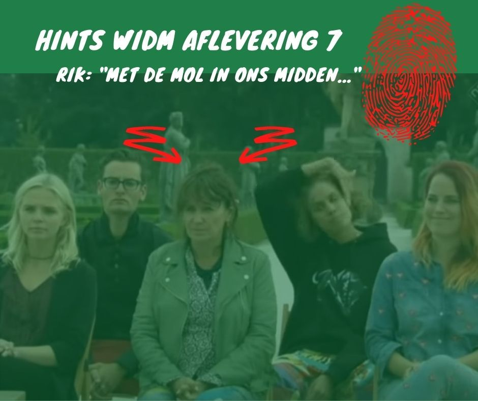 Wie is de Mol 2021 aflevering 7