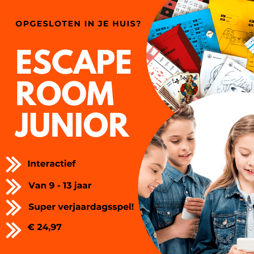 Escaperoom junior