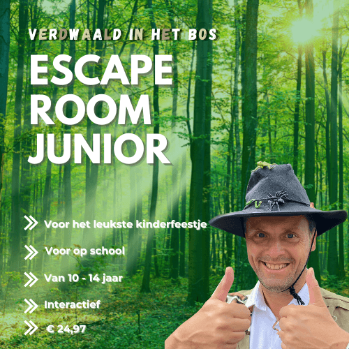 Escape room thuis